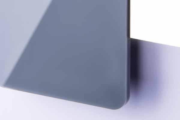 TroGlass Color Gloss Gris, 3mm