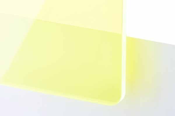 TroGlass Color Gloss Green fluores. 3mm