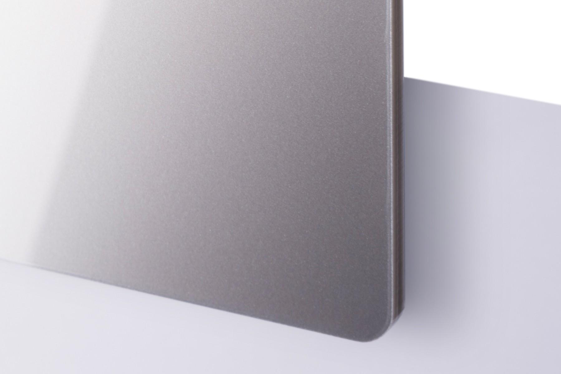TroGlass Metallic Argent anthracite 3mm