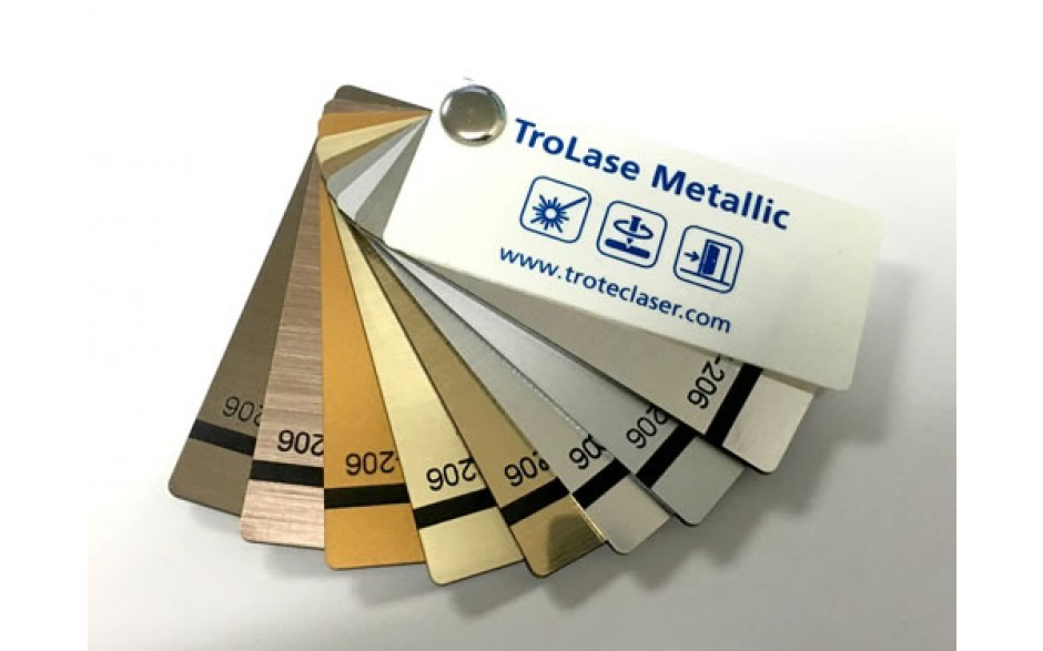 Nuancier Trolase Metallic