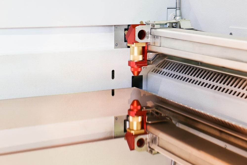 TroGlass Mirror laser processing