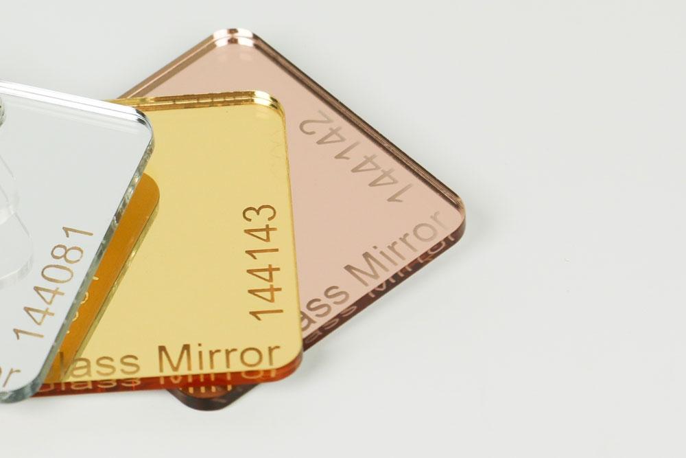 TroGlass Mirror color fan