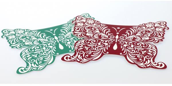 Downloads decorative item butterfly