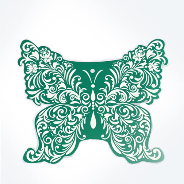 Tips decorative item butterfly