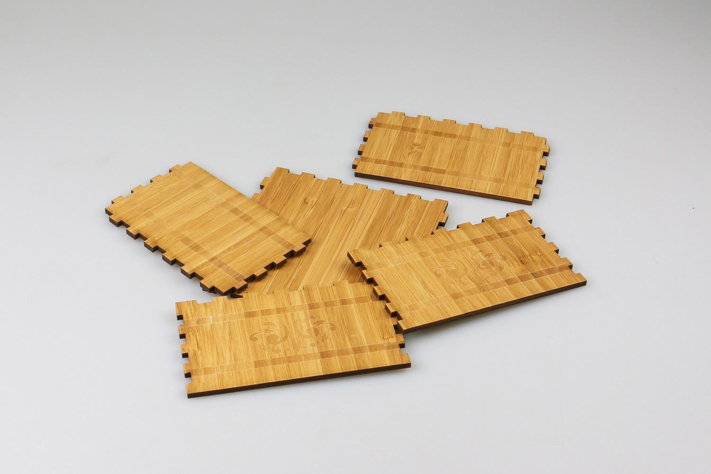 assemble wood box