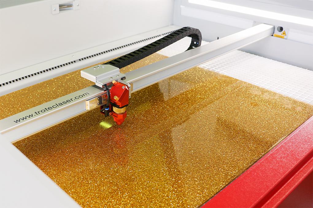 process troglitter acrylic sheets