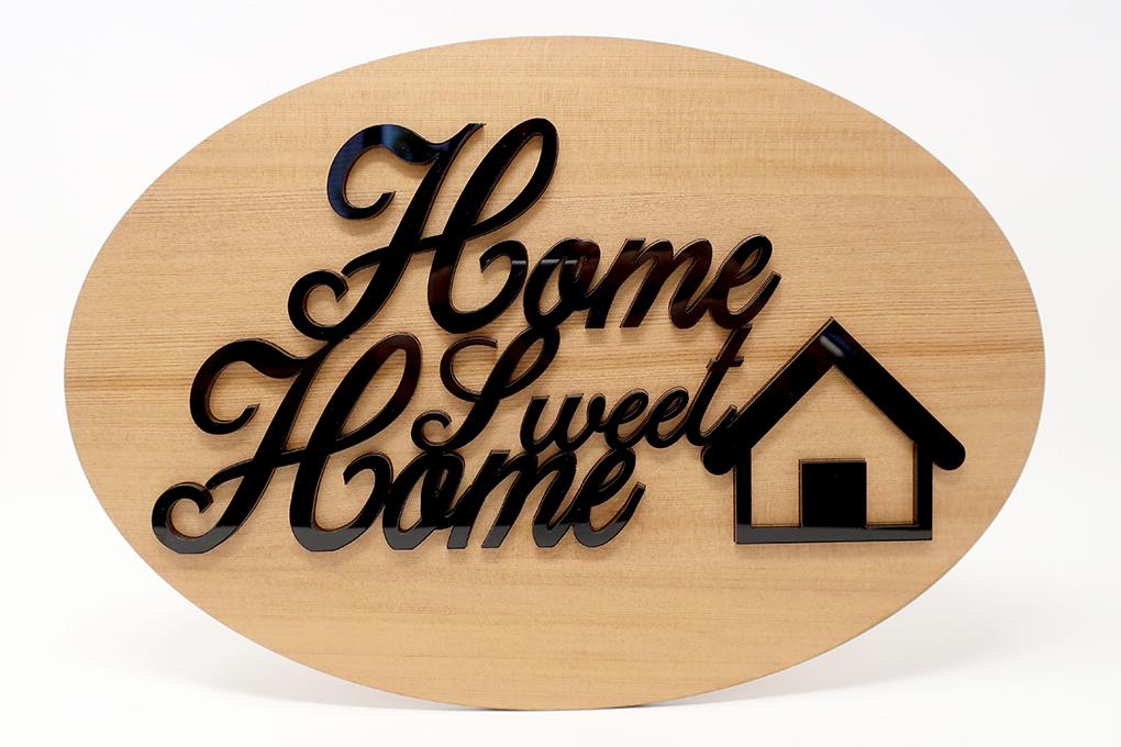panneaux personnalisés en bois plaqué