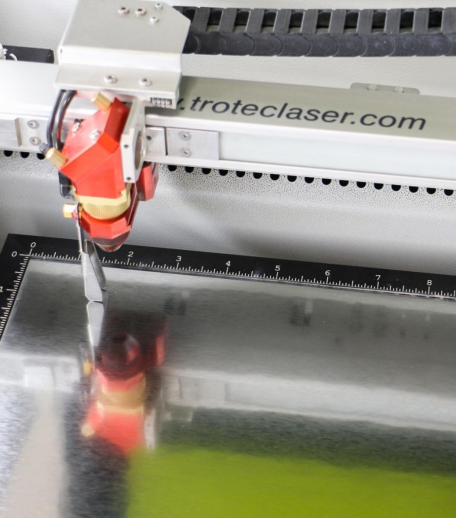 TroLase Foil laserprozess