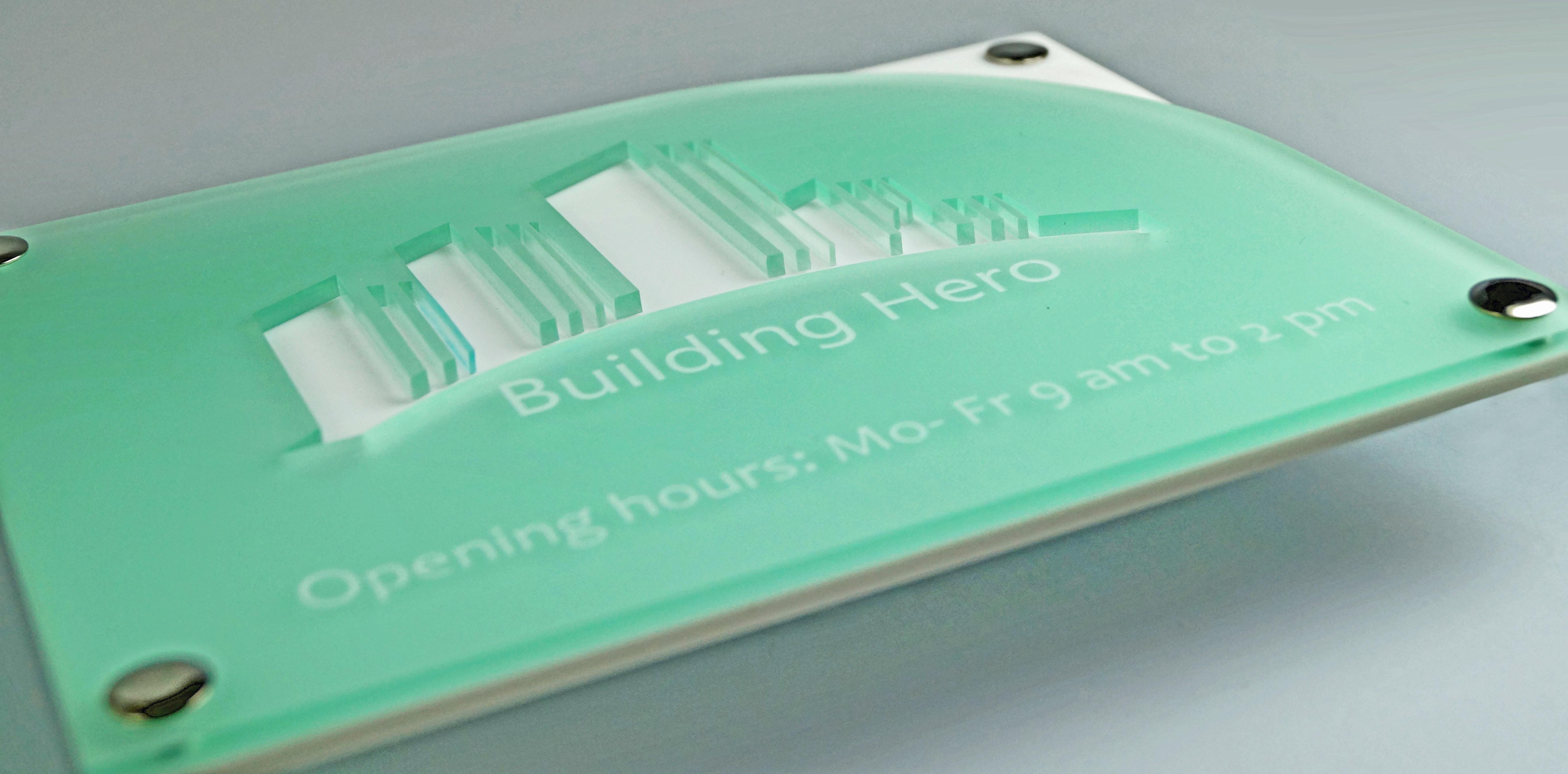 TroGlass acrylic sheet