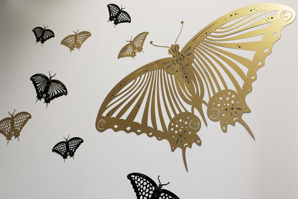 wall sticker butterfly