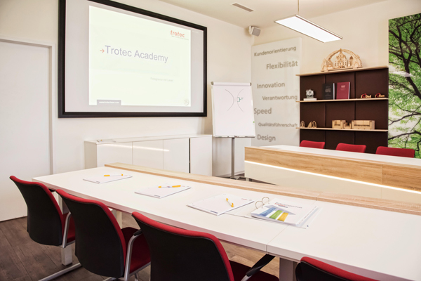 Trotec Academy Training