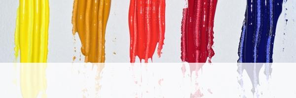 Neue Acrylfarben