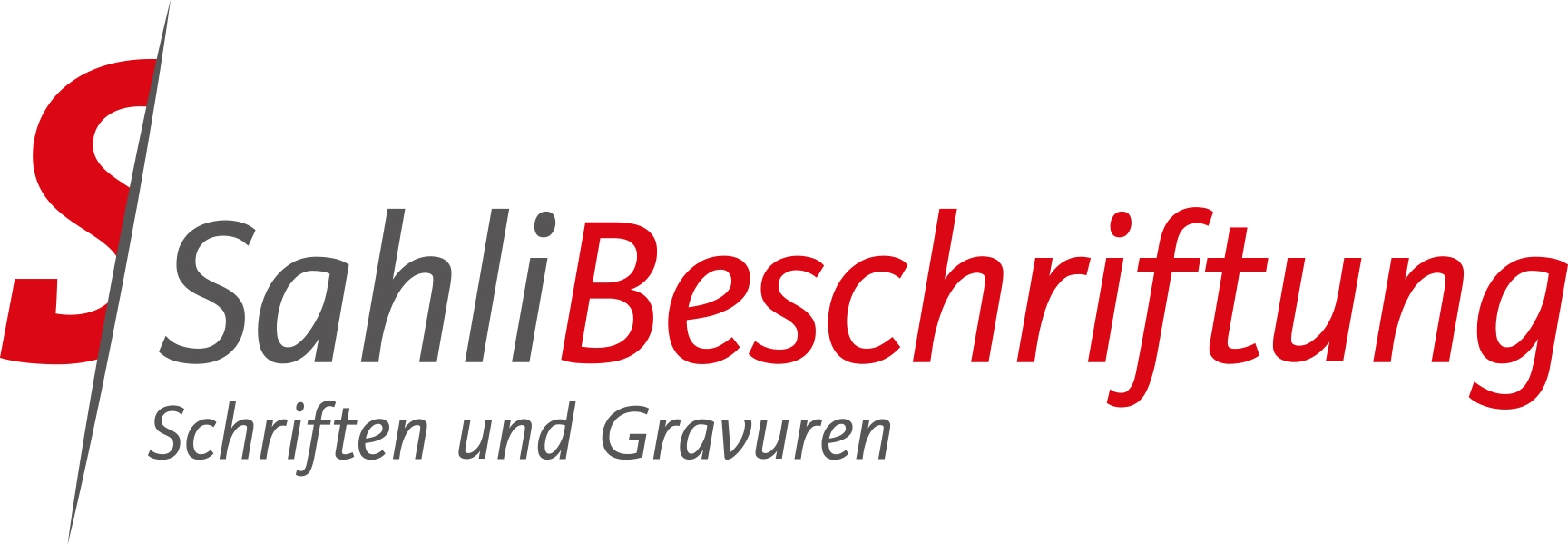 Sahli Beschriftung Logo
