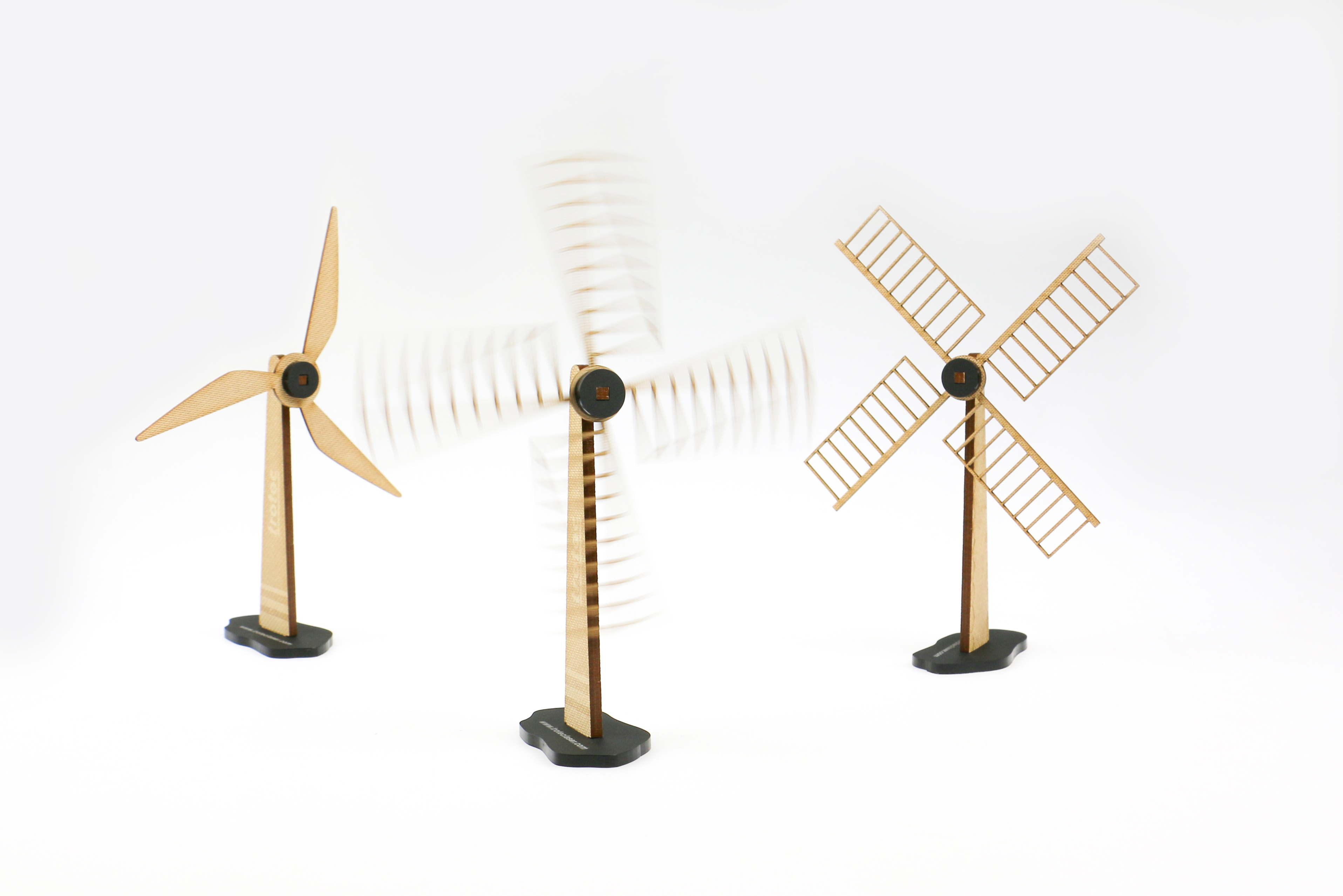 TroCraft Eco Windmühle