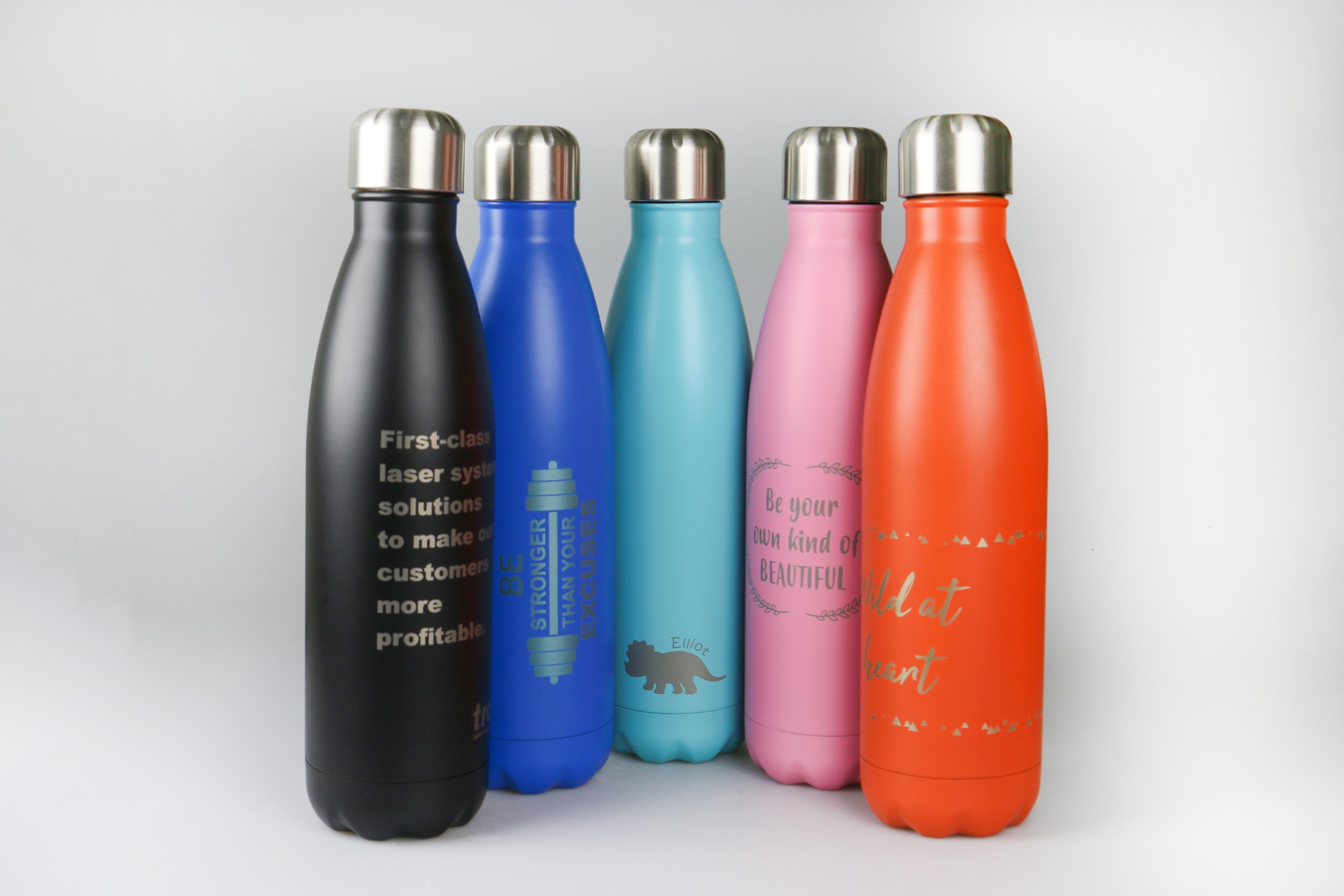 Nouveauté : bouteille isotherme