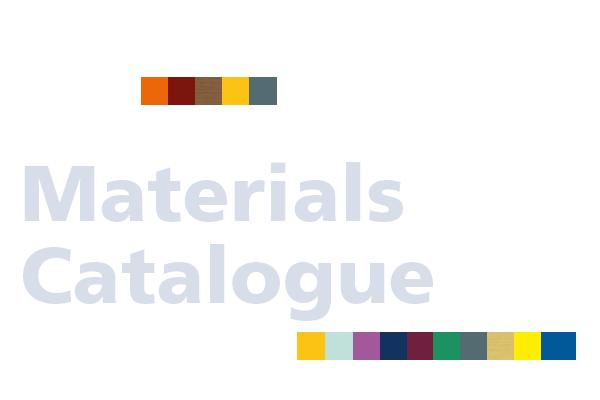 Nuovo catalogo dei materiali ora disponibile
