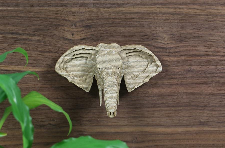 engravable wood decoration