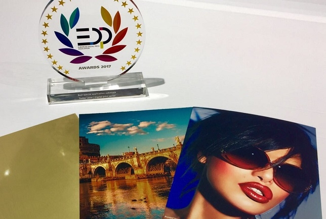 digital print series engraving laminates