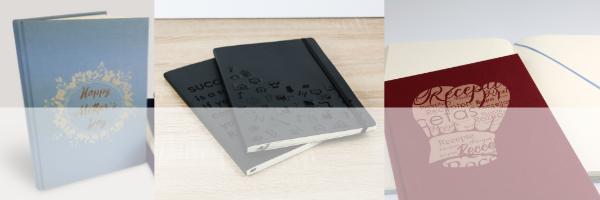 New engravable books