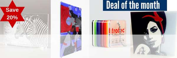TroGlass deal of the month