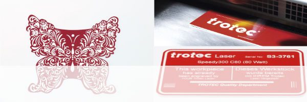 Engraving laminate deal of the month