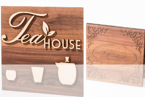 engraving wood deal of the month