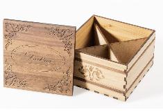 Engravable Wood